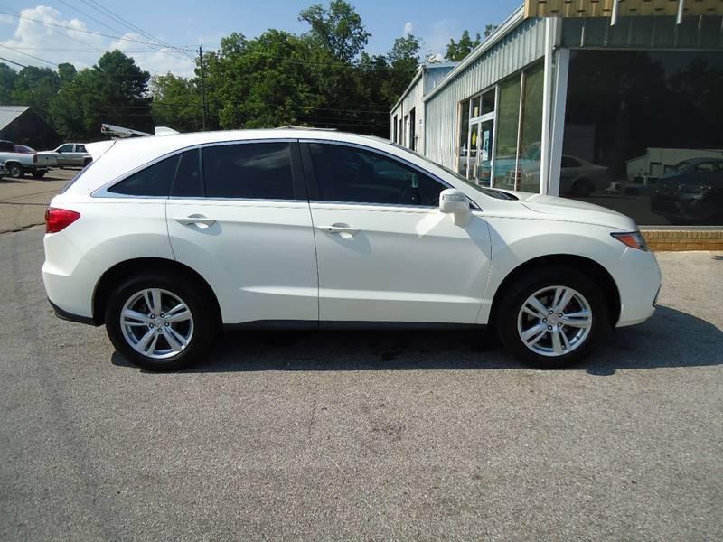 2014 Acura RDX for sale at Norman-Blackmon Motor Company Inc in Greenville AL