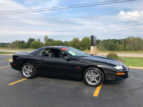 2001 Chevrolet Camaro for sale at Fox Valley Motorworks in Lake In The Hills IL