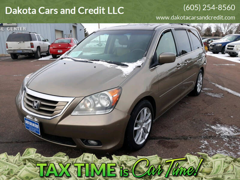 2008 Honda Odyssey for sale at Dakota Cars and Credit LLC in Sioux Falls SD