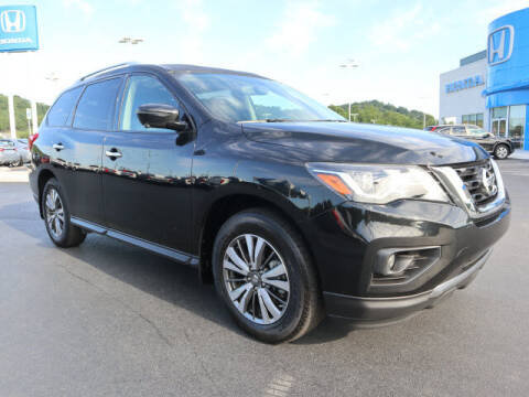 2018 Nissan Pathfinder for sale at RUSTY WALLACE HONDA in Knoxville TN