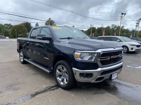 2019 RAM Ram Pickup 1500 for sale at Payless Car Sales of Linden in Linden NJ