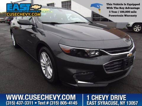 2017 Chevrolet Malibu for sale at East Syracuse Performance Sales & Service in Syracuse NY