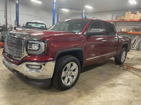 2017 GMC Sierra 1500 for sale at Southwest Sales and Service in Redwood Falls MN