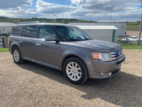2010 Ford Flex for sale at TRUCK & AUTO SALVAGE in Valley City ND