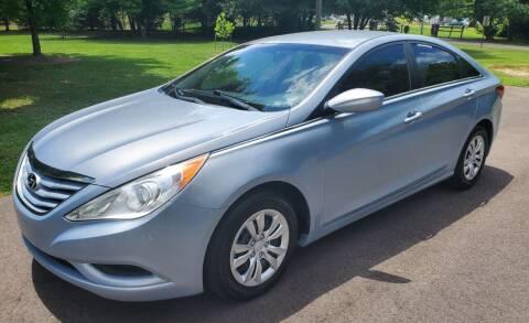 2012 Hyundai Sonata for sale at Smith's Cars in Elizabethton TN