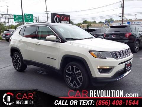 2017 Jeep Compass for sale at Car Revolution in Maple Shade NJ