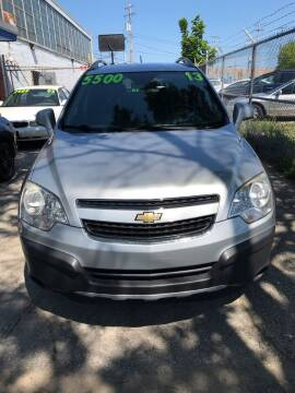 2013 Chevrolet Captiva Sport for sale at Square Business Automotive in Milwaukee WI