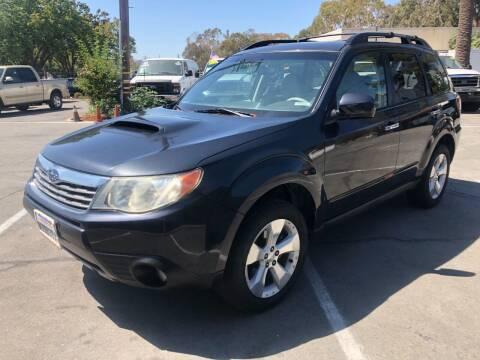 2010 Subaru Forester for sale at Martinez Truck and Auto Sales in Martinez CA