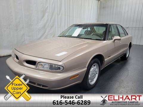 1999 Oldsmobile Eighty-Eight for sale at Elhart Automotive Campus in Holland MI