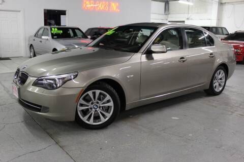 2010 BMW 5 Series for sale at R n B Cars Inc. in Denver CO