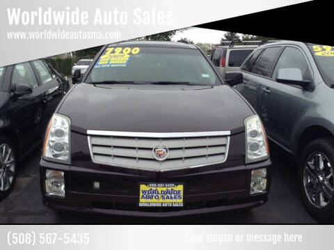 2009 Cadillac SRX for sale at Worldwide Auto Sales in Fall River MA