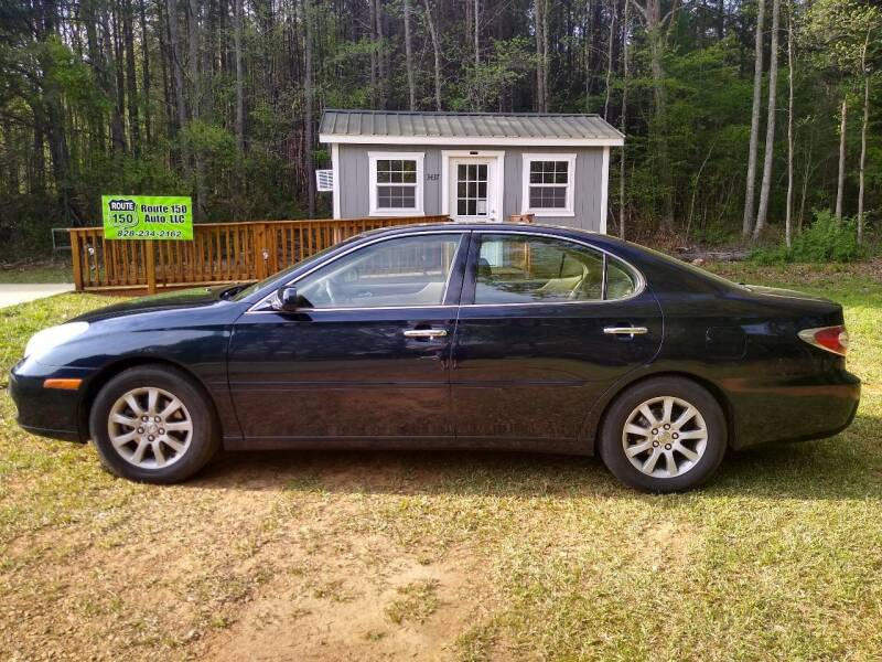2004 Lexus ES 330 for sale at Route 150 Auto LLC in Lincolnton NC
