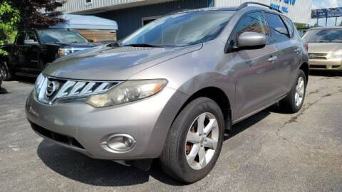 2009 Nissan Murano for sale at Tri City Auto Mart in Lexington KY