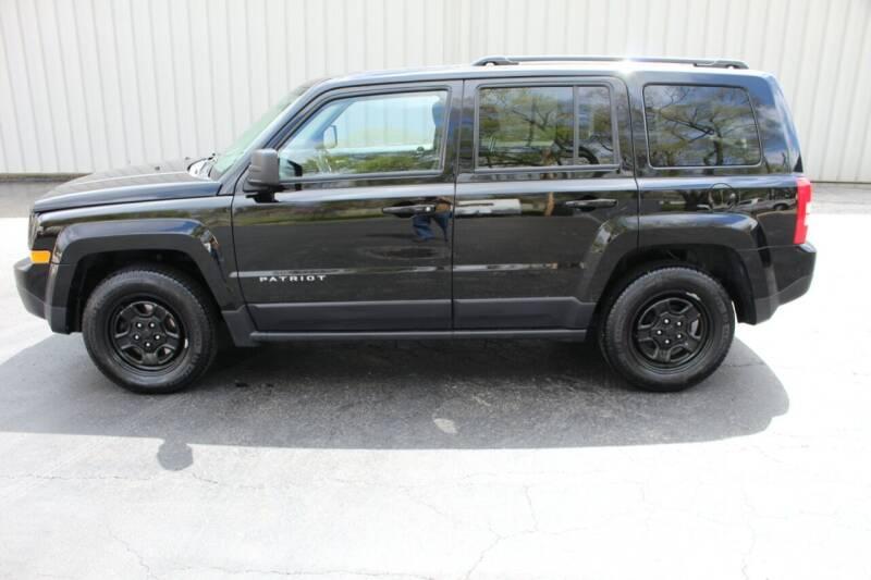 2017 Jeep Patriot for sale at Lansing Auto Mart in Lansing KS