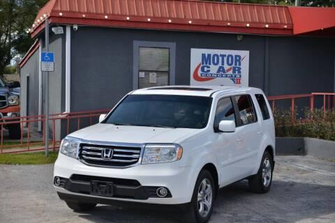 2013 Honda Pilot for sale at Motor Car Concepts II - Kirkman Location in Orlando FL