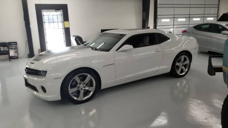 2010 Chevrolet Camaro for sale at Years Gone By Classic Cars LLC in Texarkana AR