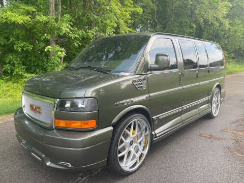 2003 GMC Savana Cargo for sale at Trocci's Auto Sales in West Pittsburg PA