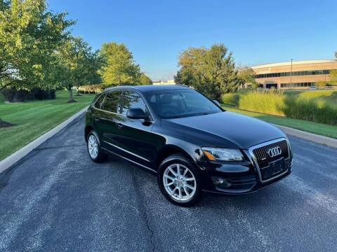 2010 Audi Q5 for sale at Q and A Motors in Saint Louis MO