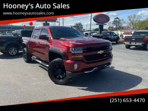 2016 Chevrolet Silverado 1500 for sale at Hooney's Auto Sales in Theodore AL