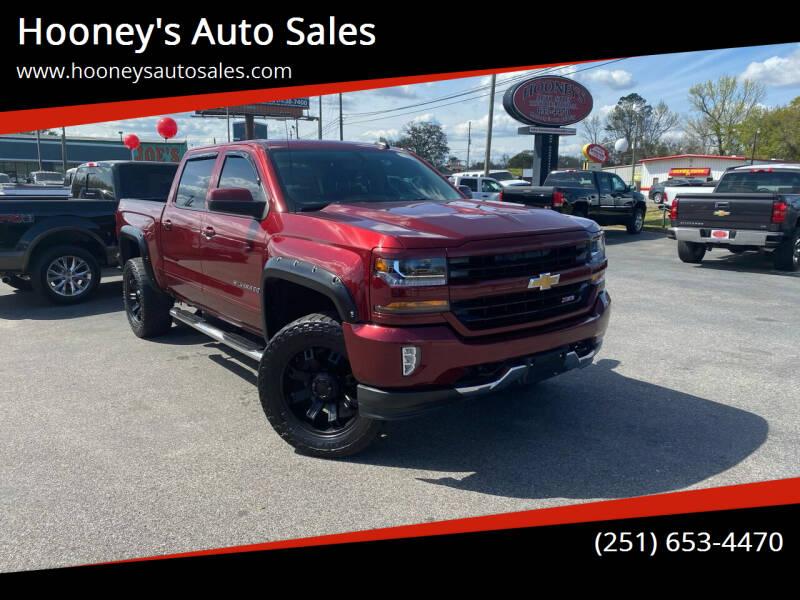 2016 Chevrolet Silverado 1500 for sale at Hooney's Auto Sales in Theodore AL