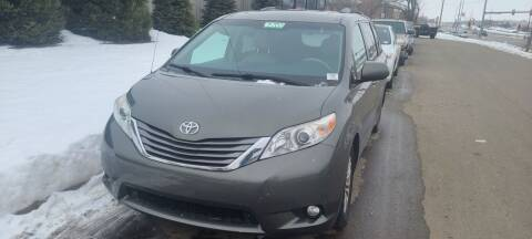 2012 Toyota Sienna for sale at Steve's Auto Sales in Madison WI