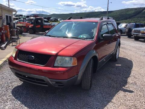 2005 Ford Freestyle for sale at Troys Auto Sales in Dornsife PA