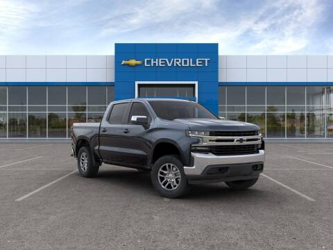 2020 Chevrolet Silverado 1500 for sale at EDMOND CHEVROLET BUICK GMC in Bradford PA