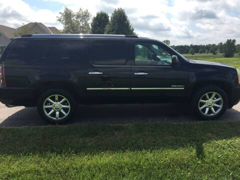 2011 GMC Yukon XL for sale at Nice Cars in Pleasant Hill MO