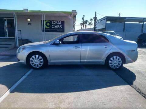 2010 Chevrolet Malibu for sale at Ideal Cars East Mesa in Mesa AZ