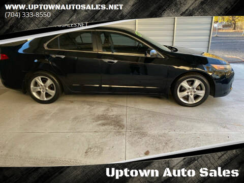2010 Acura TSX for sale at Uptown Auto Sales in Charlotte NC