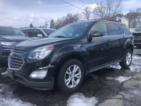 2016 Chevrolet Equinox for sale at Top Line Import in Haverhill MA