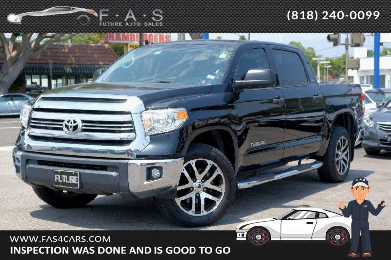 2017 Toyota Tundra for sale at Best Car Buy in Glendale CA