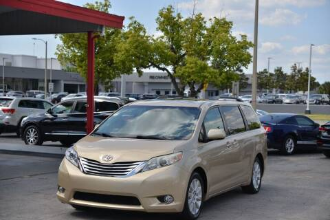 2011 Toyota Sienna for sale at Motor Car Concepts II - Apopka Location in Apopka FL