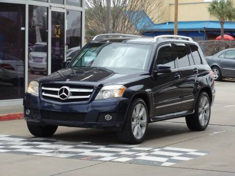 2010 Mercedes-Benz GLK for sale at DriveTown in Houston TX