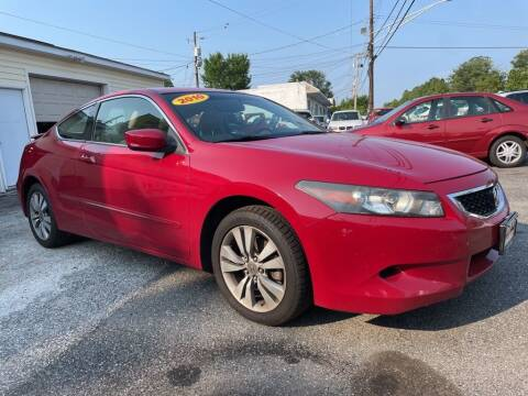2010 Honda Accord for sale at Alpina Imports in Essex MD