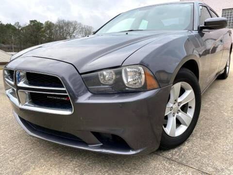 2013 Dodge Charger for sale at JES Auto Sales LLC in Fairburn GA