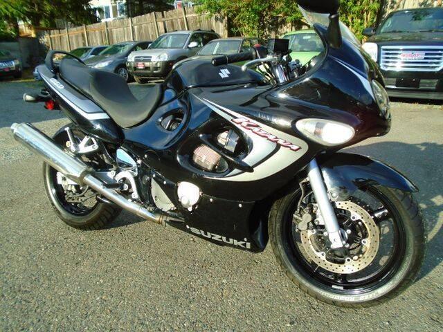 2006 Suzuki GSX600FK6 Katana 600 for sale at Carsmart in Seattle WA