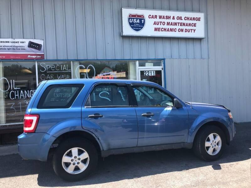 2009 Ford Escape for sale at USA 1 of Dalton in Dalton GA
