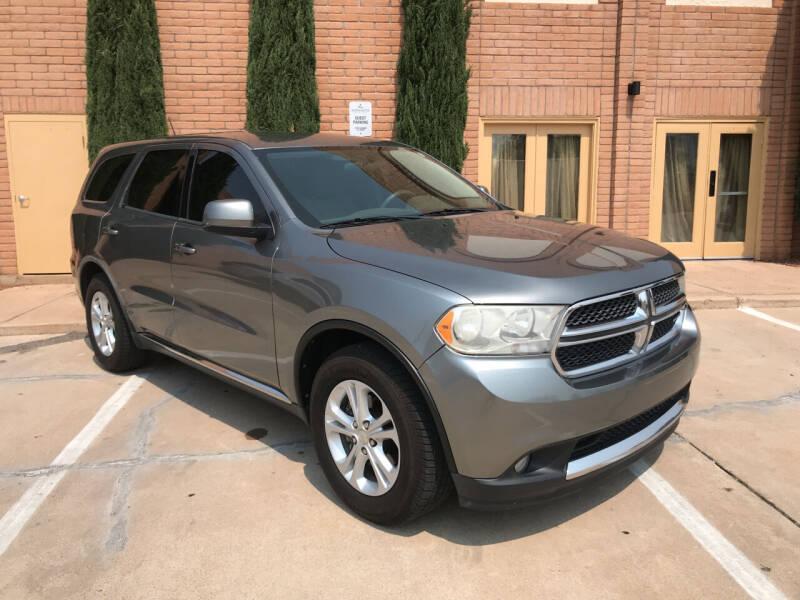 2012 Dodge Durango for sale at Freedom  Automotive in Sierra Vista AZ