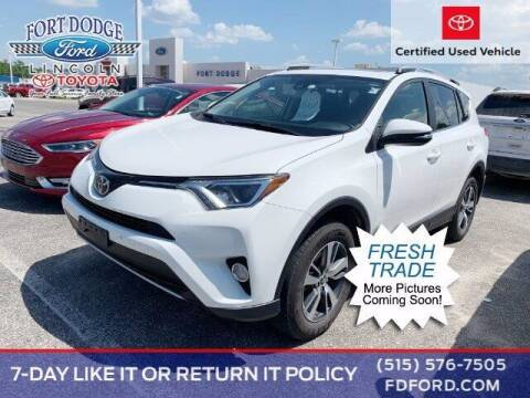 2017 Toyota RAV4 for sale at Fort Dodge Ford Lincoln Toyota in Fort Dodge IA