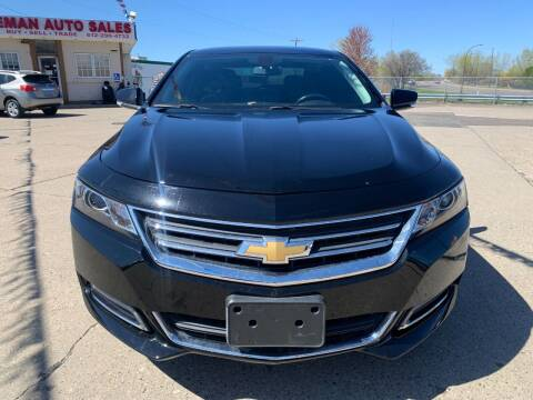 2018 Chevrolet Impala for sale at Minuteman Auto Sales in Saint Paul MN