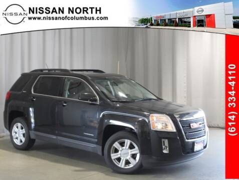 2015 GMC Terrain for sale at Auto Center of Columbus in Columbus OH