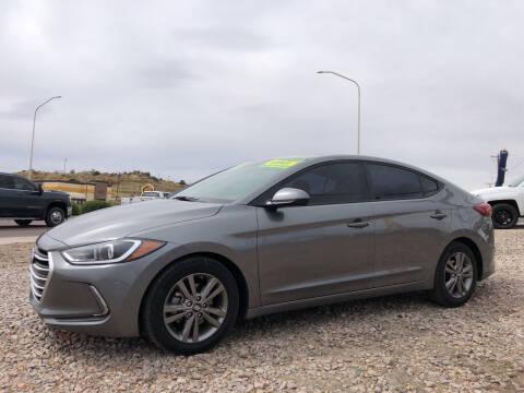 2018 Hyundai Elantra for sale at 1st Quality Motors LLC in Gallup NM