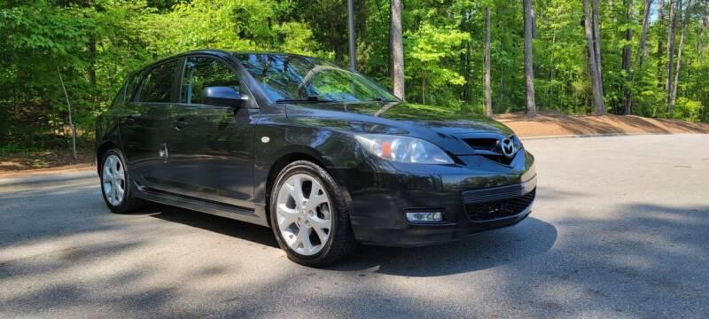 2007 Mazda MAZDA3 for sale at LA 12 Motors in Durham NC