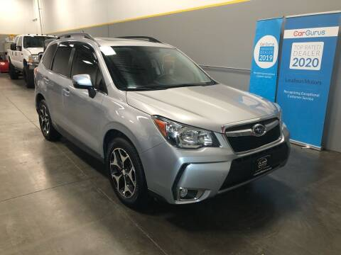 2014 Subaru Forester for sale at Loudoun Motors in Sterling VA