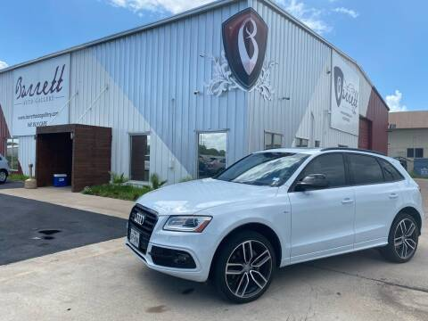 2016 Audi Q5 for sale at Barrett Auto Gallery in San Juan TX