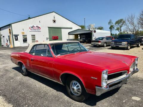 1967 Pontiac Tempest for sale at 500 CLASSIC AUTO SALES in Knightstown IN