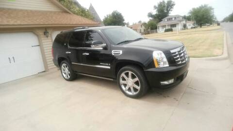 2009 Cadillac Escalade Hybrid for sale at Eastern Motors in Altus OK