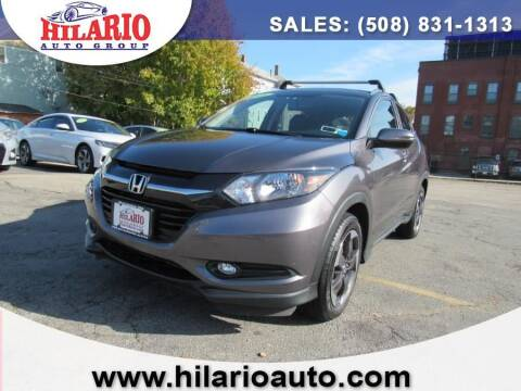 2018 Honda HR-V for sale at Hilario's Auto Sales in Worcester MA