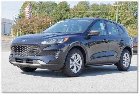 2020 Ford Escape for sale at WHITE MOTORS INC in Roanoke Rapids NC